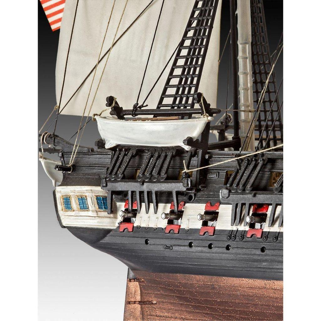 revell maketa ladje uss constitution 05472 3