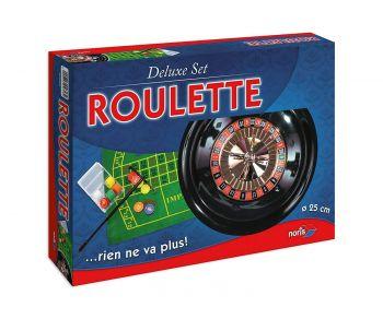 Družabna igra Ruleta Deluxe Set