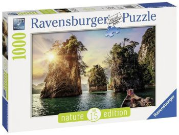 Puzzle sestavljanka Ravensburger Čudeži narave 1000 delna 139682