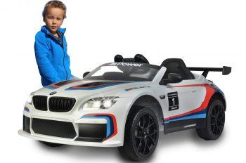 Otroški avto na akumulator BMW M6 GT3