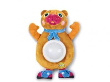 Igrača Medvedek z lučko
