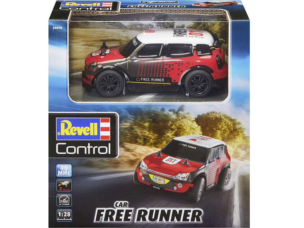 Revell avto na daljincko vodenje Free Runner