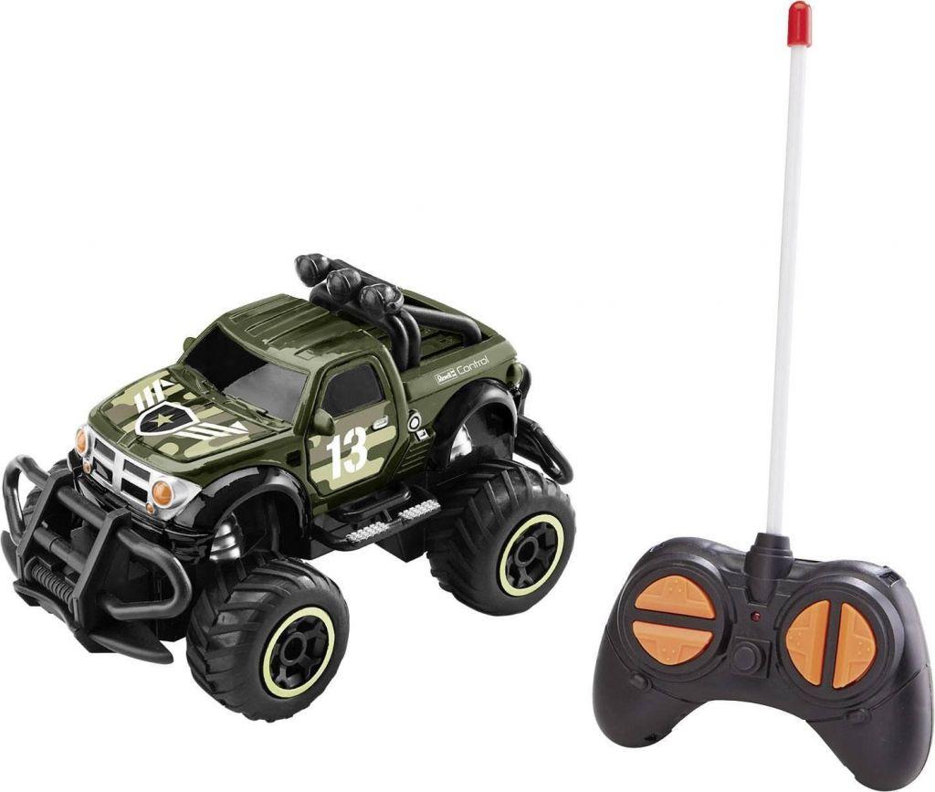"Revell avto na daljinsko vodenje RC SUV ""Field Hunter"" 1"