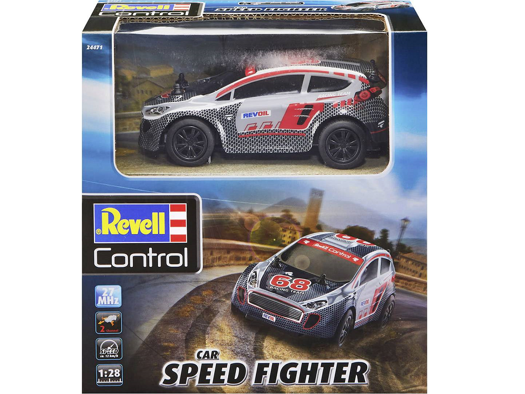 Revell avto na daljinsko vodenje Speed Fighter