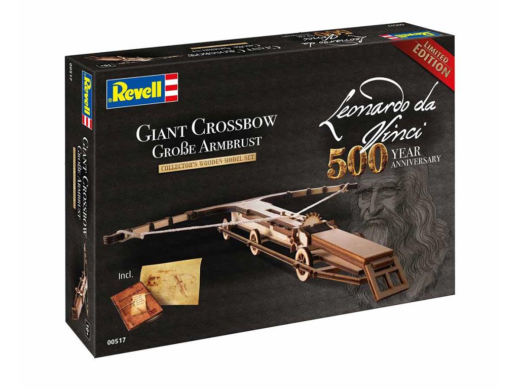 Revell model samostrela Giant Crossbow 00517