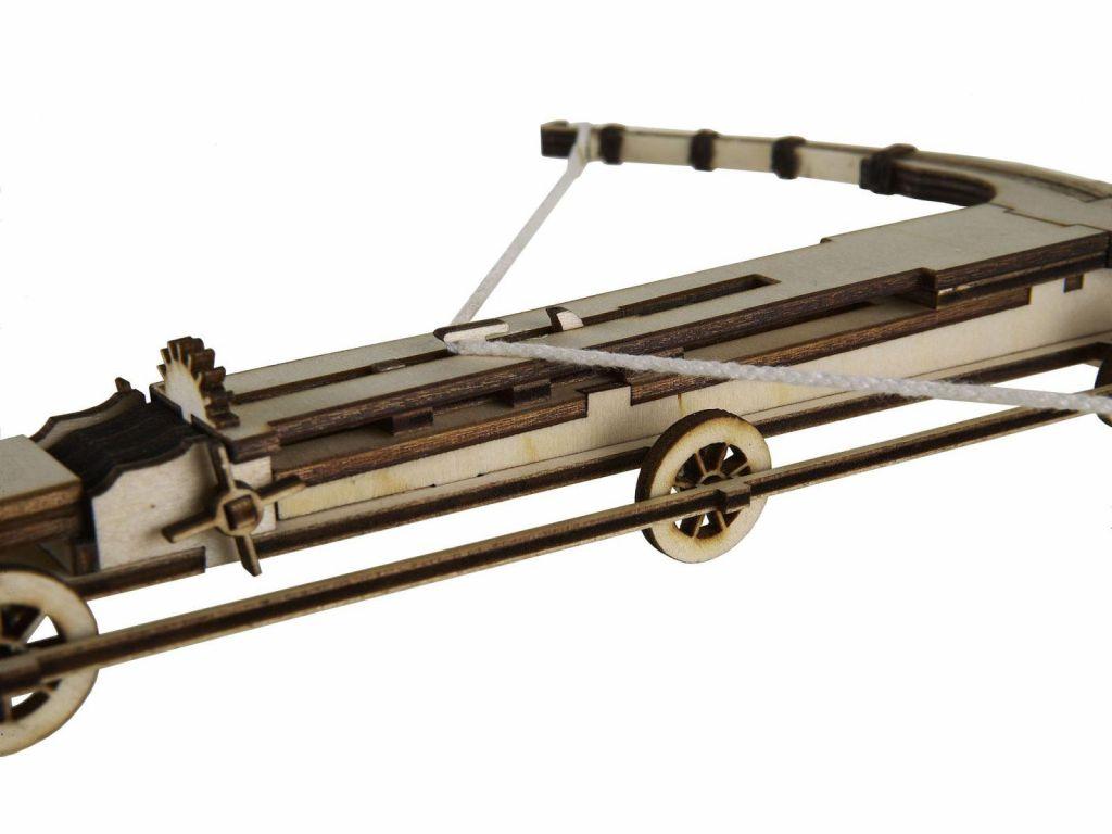 Revell model samostrela Giant Crossbow 00517 2