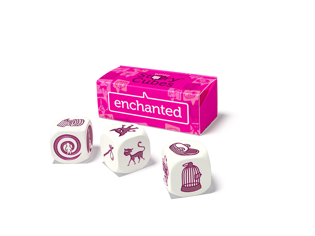 Rory's Story Cubes – Enchanted