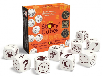 Družabna igra Rory's Story Cubes