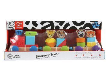 Hape Vlak, discovery z živalmi A18