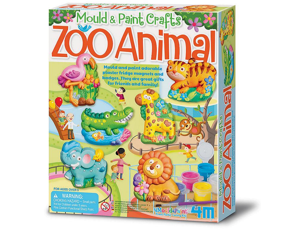 magnetki zoo živali