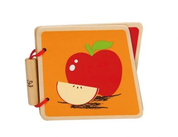 Hape Knjigica sadje E0039