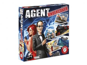 Družabna igra Agent Undercover Piatnik