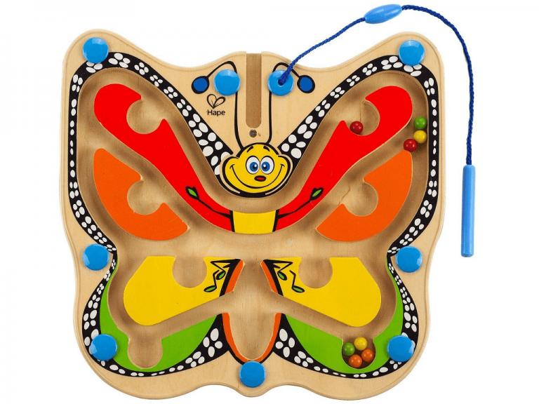 Hape magnetni labirint - metulj E1704