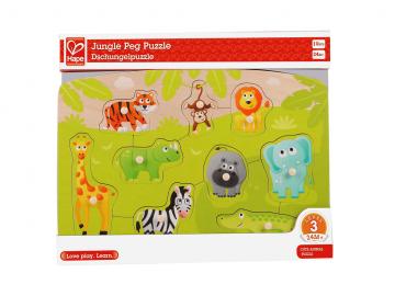 Hape puzzle Safari živali E1405