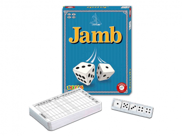 Družabna igra Jamb Piatnik