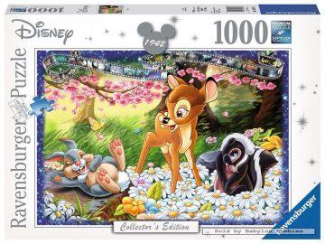 Sestavljanka Ravensburger 1000 delna Bambi 196777