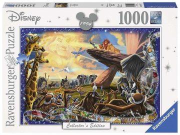 Sestavljanka Levji kralj Ravensburger 1000 delna