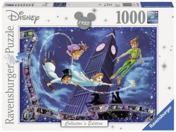 Sestavljanka Peter Pan Ravensburger 1000 delna