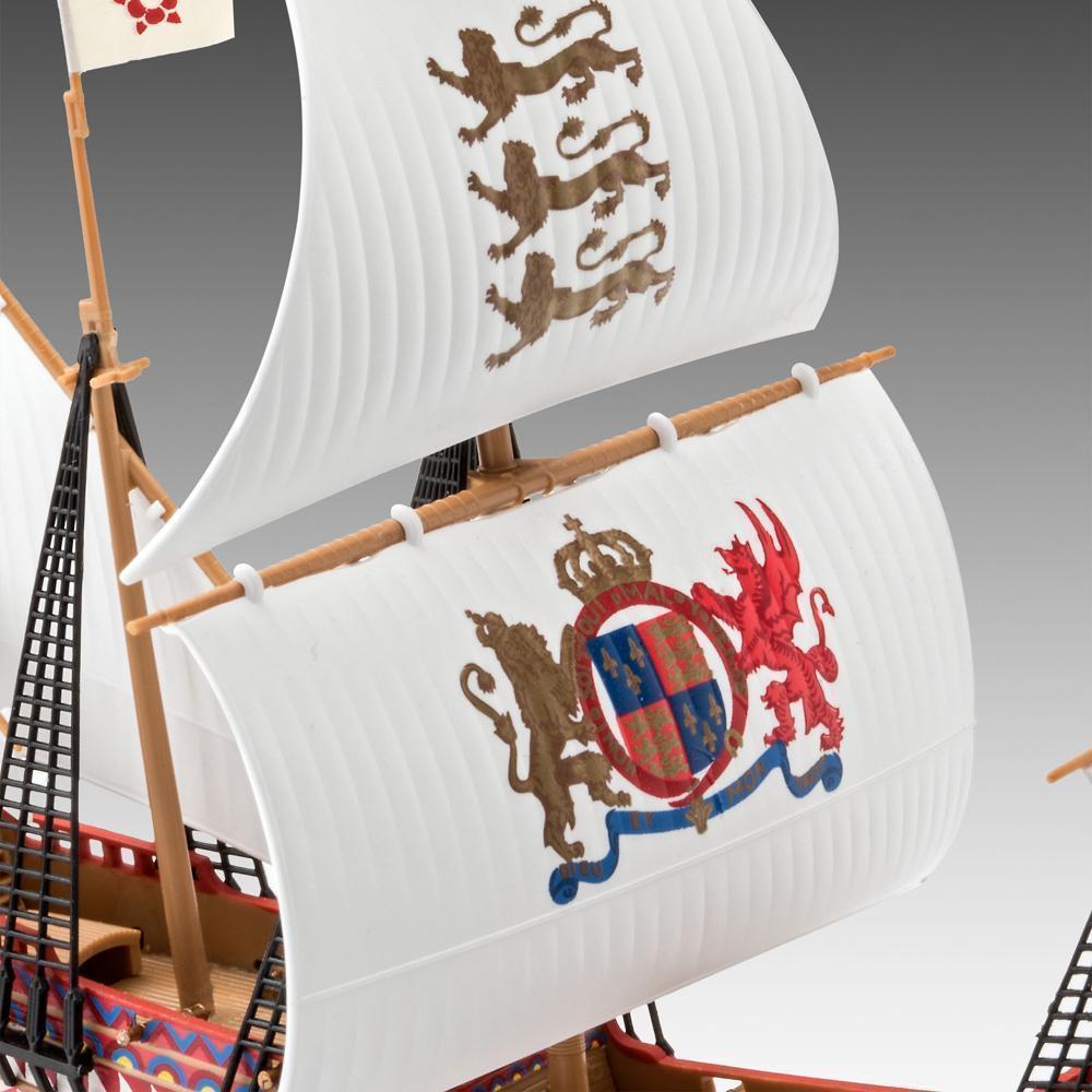 Revell maketa ladje HMS Revenge 05661 3