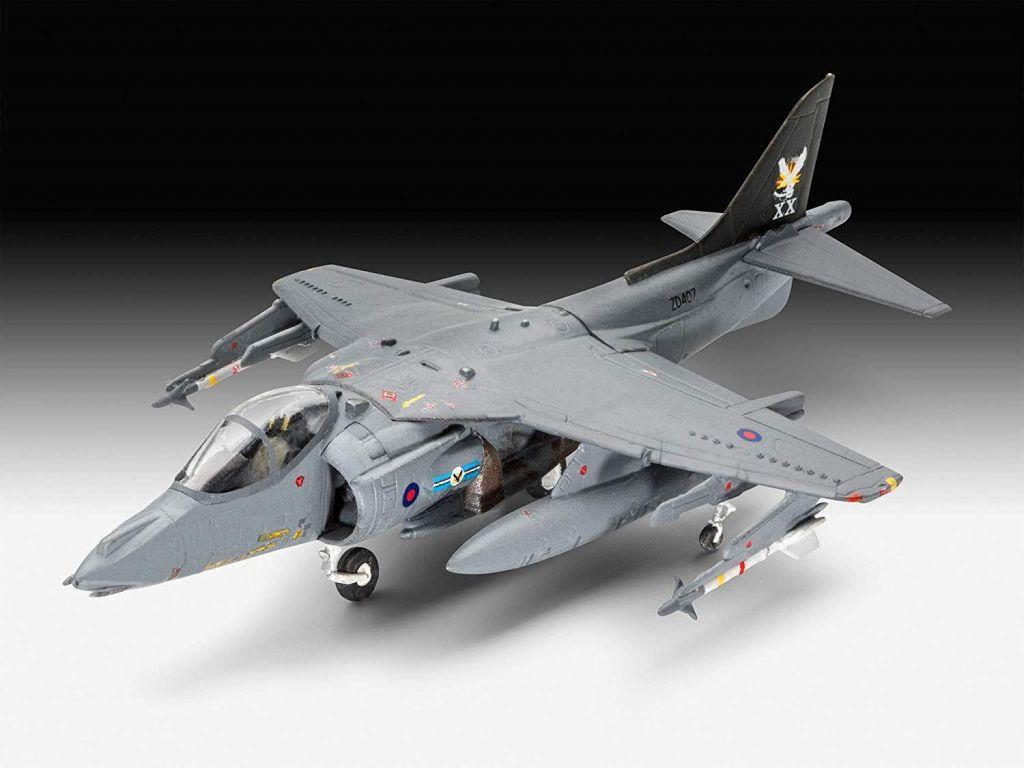 Revell maketa letala BAe Harrier Gr.7 – 015 038871