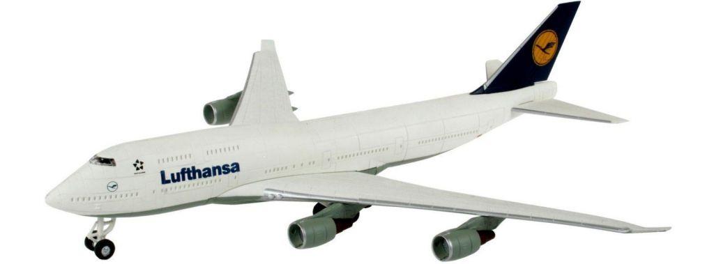 Revell maketa letala Boeing 747 Lufthansa easykit 06641 1