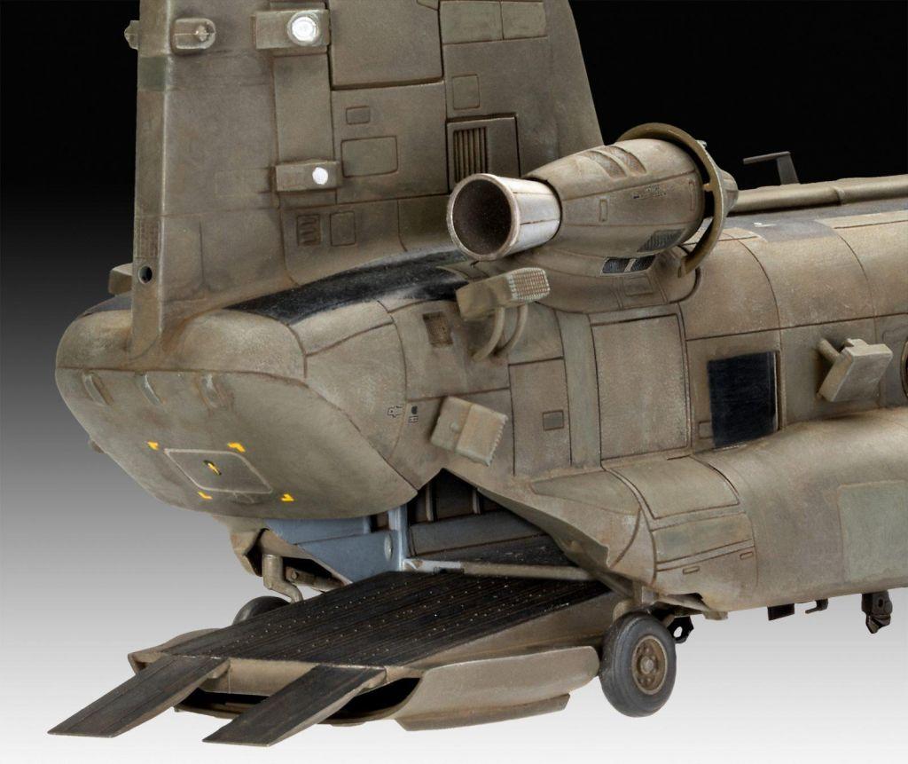 Revell maketa letala MH-47 Chinook 038762