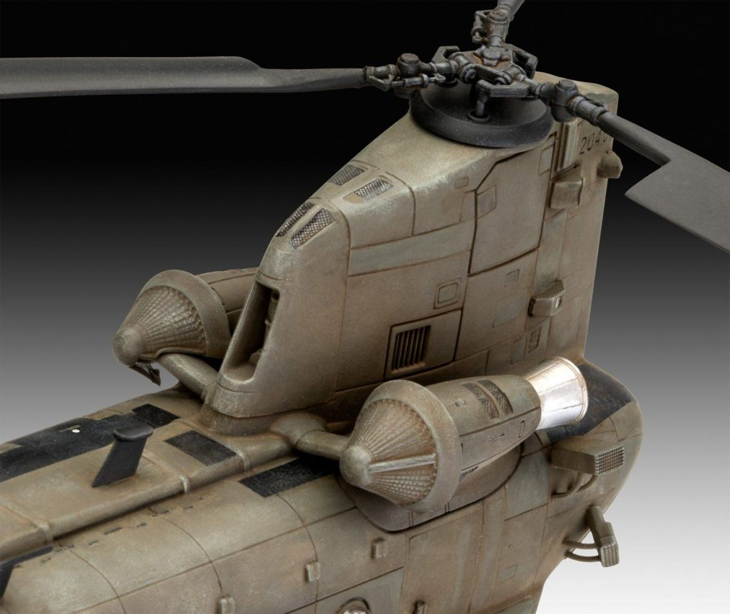 Revell maketa letala MH-47 Chinook 038763