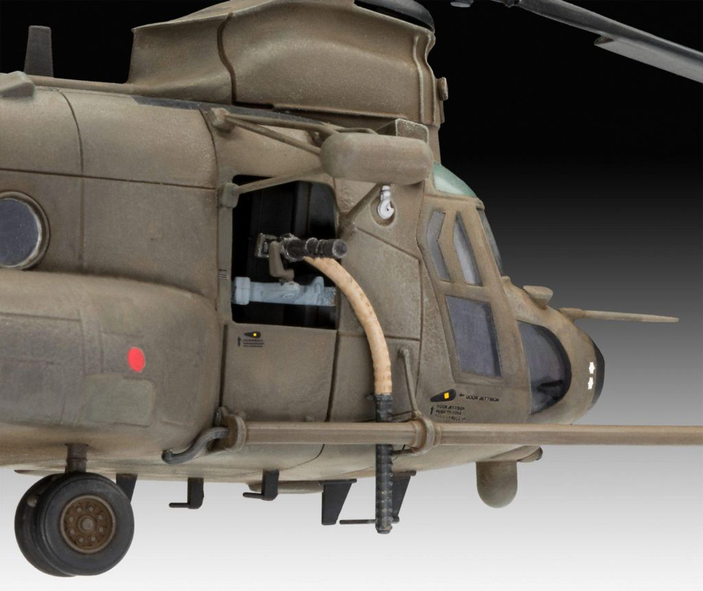 Revell maketa letala MH-47 Chinook 038764