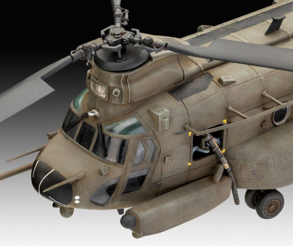 Revell maketa letala MH-47 Chinook 038765