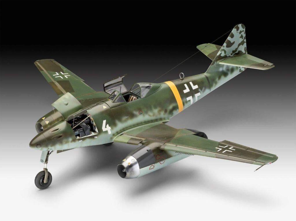 Revell maketa letala Messerschmitt Me262A-1A-2 – 240 038751