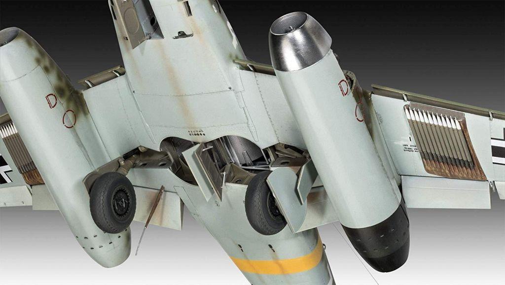 Revell maketa letala Messerschmitt Me262A-1A-2 – 240 038753