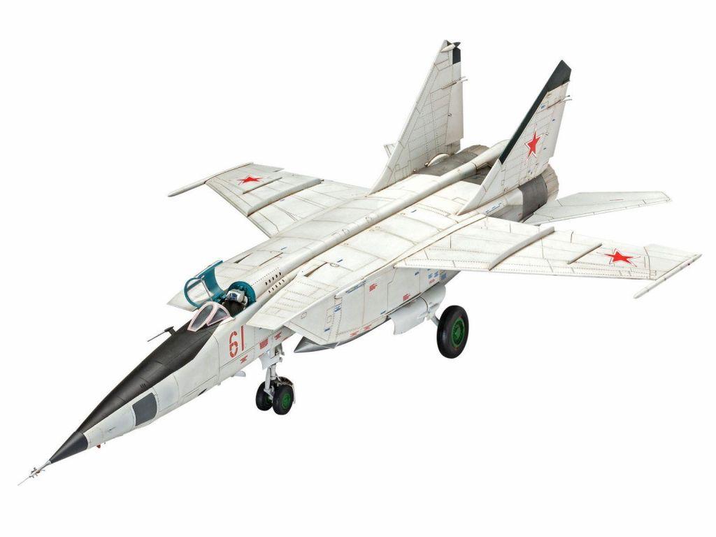 Revell maketa letala MiG-25 RBT – 165 038781