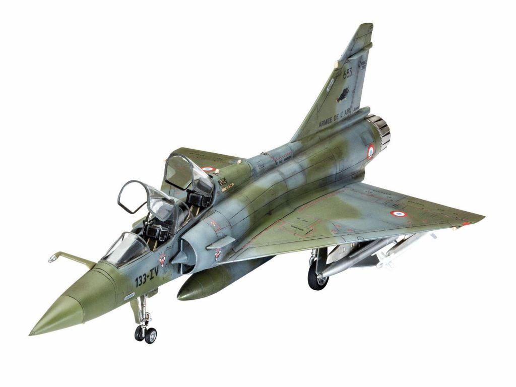 Revell maketa letala Mirage 2000D 04893 1
