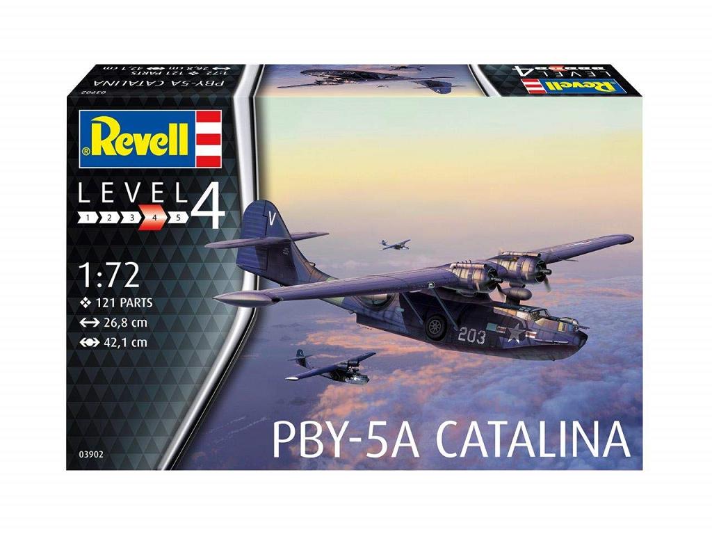 Revell maketa letala PBY-5a Catalina – 180 03902