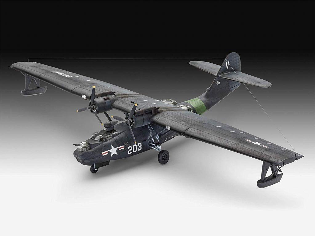 Revell maketa letala PBY-5a Catalina – 180 039022