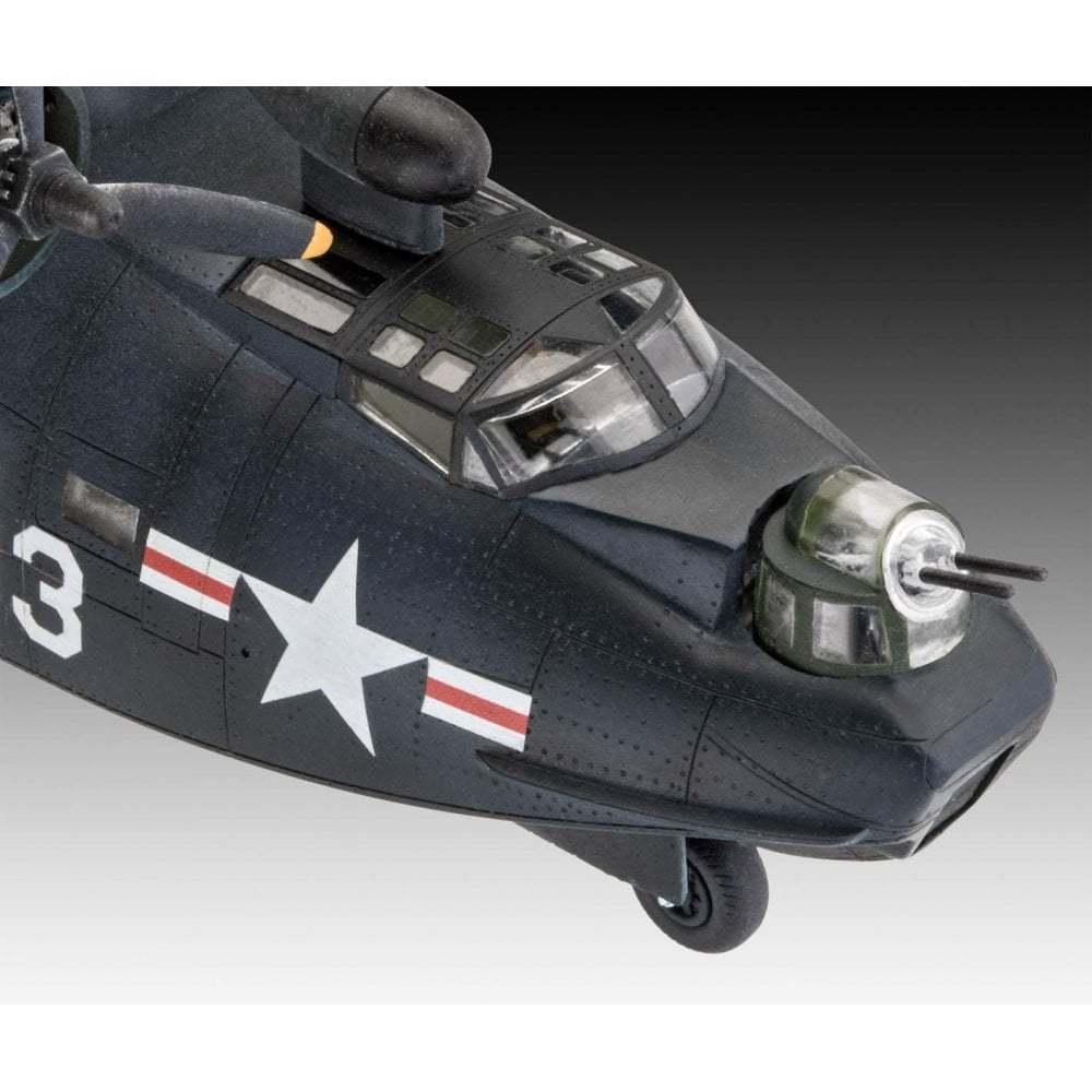Revell maketa letala PBY-5a Catalina – 180 039023