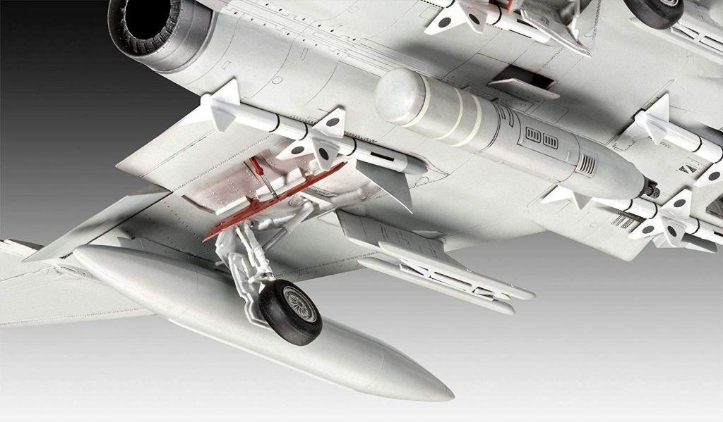 Revell maketa letala Phantom FGR Mk.2 04962 2