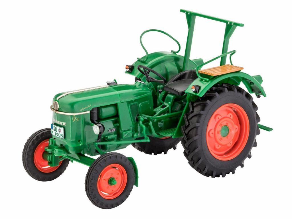 Revell maketa traktorja Deutz D30 07821 1