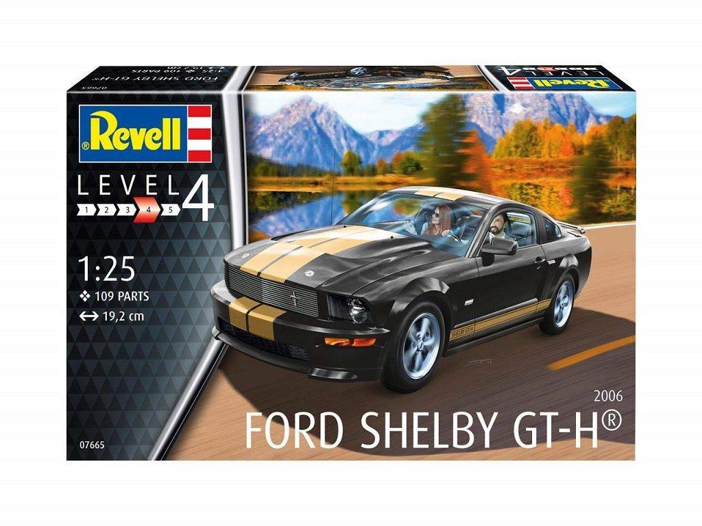 Revell maketa vozila 2006 Ford Shelby GT-H 07665
