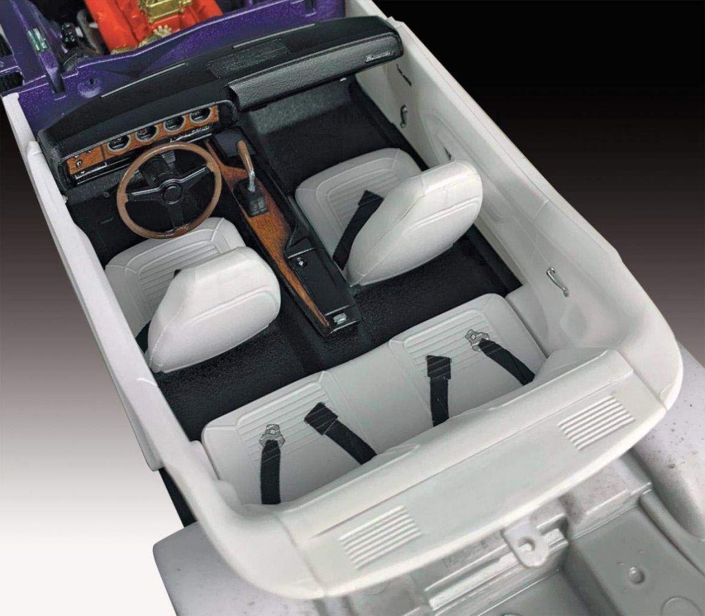 Revell maketa vozila '70 Plymouth AAR Cuda 07664 3