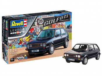Revell model avtomobila 1:24 VW Golf 1 GTi 05694