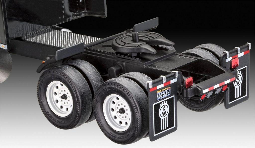 Revell model tovornjaka KISS Tour Truck 07644 3