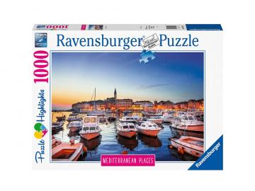 Sestavljanka Mediteran Ravensburger 1000 delna 149797