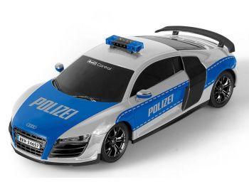 Avto na daljinsko vodenje Revell Audi R8 1:24 Policija