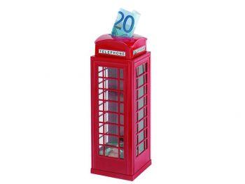 Hranilnik Londonska telefonska govorilnica