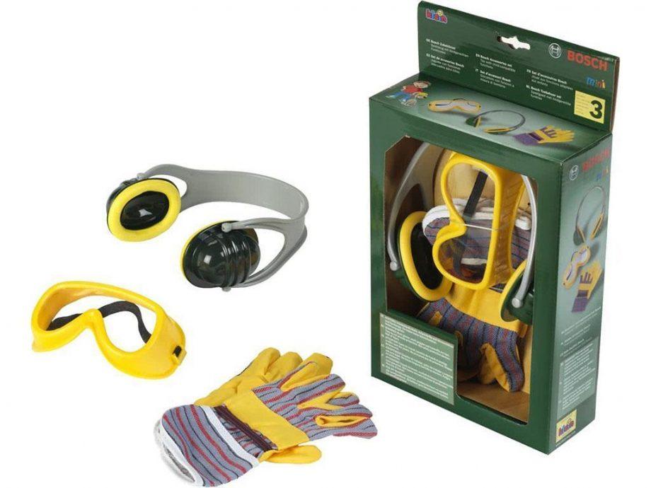 Igrače -Varnostni pripomočki Bosch