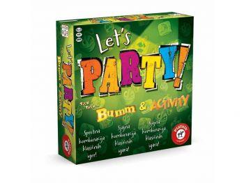 Lets Party - Tick Tack Bumm & Activity - Piatnik