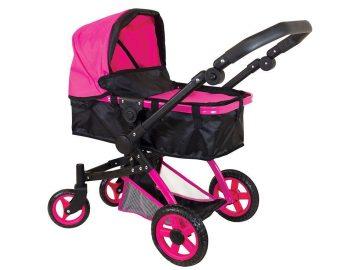 Otroški voziček igrača Lissi