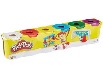 Plastelin Play-Doh komplet 6 osnovnih barv