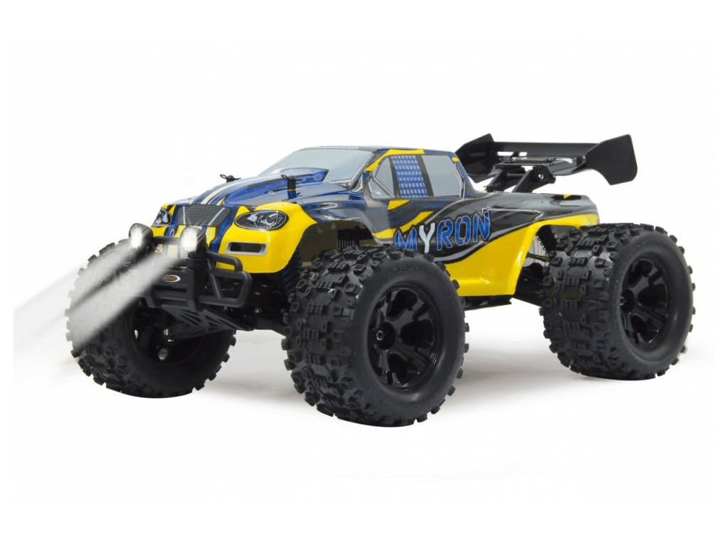 rc avto myron monstertruck